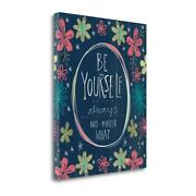40 X 32 Be Yourself By Katie Doucette Fine Art Giclee Print