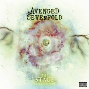 Avenged Sevenfold - The Stage Vinyl Deluxe Edition [new Vinyl Lp] Oversize Ite