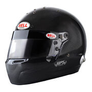 Bell Hp5 Touring Carbon Motorsport Race Rally Fia Crash Helmet Lid