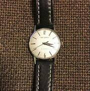 Vintage Menand039s Seiko Watch Sportsman Earth Design 14025 Hand Winding Wl1750
