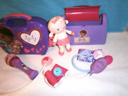Doc Mcstuffins Mp3 Player Drand039s Bag Lambie And Accessories