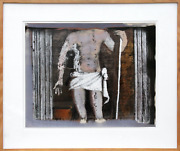 Denny Moers Form And Figure 1 Photographic Monoprint Signed And Dated