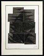 Henry-georges Adam Ombres Gravees Etching Signed And Numbered In Pencil