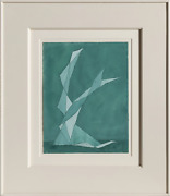 Benjamin Benno A Bird Of Sea And Land Gouache On Paper Signed And Dated Lower