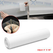 Clear Roll Door Edge Film Vinyl Sheet Paint Protection Scratch For Toyota Tacoma