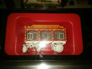 Ho Scale Preiser 22103 The Great Train Circus Hagenbeck-wallace Animal Wagon.