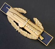 Combat Infantry Badge Army Cib Cab Action Military Medal Lapel Pin Insignia