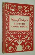 Betty Crocker's Picture Cook Book Classic American Recipes 1st Edition 9th Prt