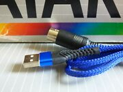 Atari 800xl/xe 600xl130/65/xe/xeg Replacement Usb Power Supply Cable Trusted