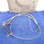 Rear Brake Cable 1946-1947 Packard 2100 2101 2103 2106 2111 2130 Emergency Park