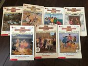 Babysitters Club Lot Of 7 Super Special Series Chapter Books Ann M Martin Rare