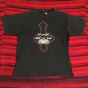 Vintage Danzig Not Of This World Tour Shirt 1989