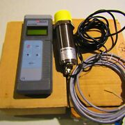 3 New Mikron Infrared Pyrometers Mi-n200 And Progamer