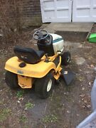 Cub Cadet Tractor Hds 2135 Parts Engine Not Working Transmission Is Good