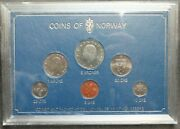Coins Of Norway, 1976 Mint Set
