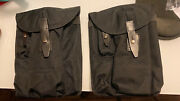 1/ Black-aak3-cell Mag Pouch New Polish Military Radom Factory 7.62x39 5.45x39