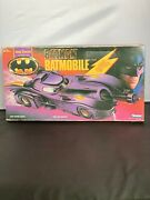 Batman Batmobile And Batjet The Dark Knight Collection By Kenner Vintage Rare New