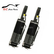 Pair Front Hydraulic W220 Abc Suspension Shock Fit Mercedes S Cl Class 2000-2006