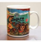 Starbucks Exclusive In Aomori Japan Mug 2010 Limited 2000 From Japan F/s