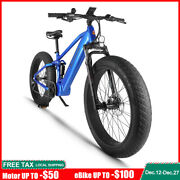 2020 New Electric Snow Bike Bafang 48v 1000w Motor 4.0 Tire Fat Beach Bicycle