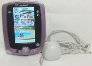 Leap Pad 2, Charger And 1 Cartridge, Dora The Explorer, Stylus Missing