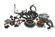 2009 Polaris Sportsman 500 Ho Wire Harness With Ignition Charger System