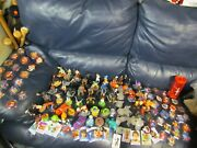 Disney Infinity Figure Character Huge Lot Cars Monster Inc Toy Story And More