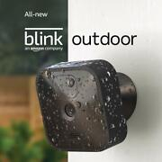 Blink Outdoor 3rd Gen Add-on Home Security Camera | Hd Video Work With Xt1 Xt2