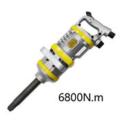 High Strength Large Wind Cannon Pneumatic Impact Torque Wrench Auto Repair Tool