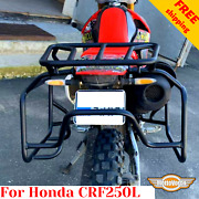For Honda Crf250l Luggage Rack System Crf250m Pannier Rack For Cases Or Bags