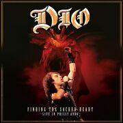 Dio - Finding The Sacred Heart - Live In Philly 1986 [new Vinyl Lp]