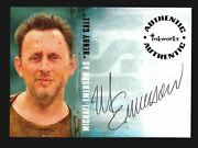 Lost Season 2 Two A-17 Michael Emerson As Henry Gale Autograph Card