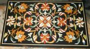 3and039x2and039 Marble Dining Coffee Antique Corner Centre End Table Top Mosaic Work