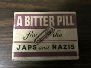 Wwiiandnbsp Genuine Vt Fuze Pkg Of 4 Given To Factory Workers In Mid 1940and039s Free Shipandnbsp