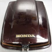 Used Honda 81and039 Silver Wing Gl500i Trunk Lid