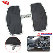 Adjusted Motorcycle Front Rider Floorboards Footpeg Pad Board Pedal For Suzuki