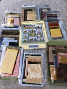 New Critter Caboose Linda Hohag Quilt Pattern Book And Fabric For 10 Block Quilt