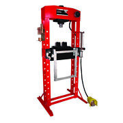 American Forge And Foundry 852asd 30 Ton Super Duty Shop Press