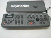 Raymarine G Series Command Center Keyboard E02044 With Sun Cover