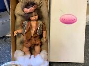 Sylvia Weser Porcelain Doll 16 7/8in Very Rare - Top Condition