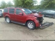 Automatic Transmission 05 Pathfinder 4x4 All Mode 4wd 2063545