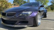 Pickup Only 06-10 Bmw E63 M6 Coupe Wide Body Kit Bumpers Fenders Quarters