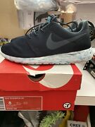 Nike Roshe Run Qs Sz 8 Vnds Only Worn 1x Must See Obsidian Marble