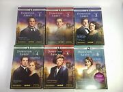 Downton Abbey The Complete Series Collection Seasons 1- 6 Dvd Set Pbs Uk Edition