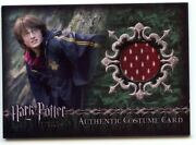 Harry Potter Goblet Fire Update Harry's Wizard Robe Costume Card Hp C5 051/275