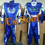 Gp Go Kart Race Suite Cik/fia Level-2 Approved With Gift