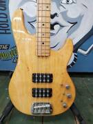 Gandl L-2000 Bass Natural With Hard Case Fedex From Japan