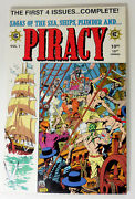 Piracy Annual Vol.1 The First 4 Issues Complete Ec Comics Reprints Paperback