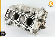 01-02 Mercedes W220 S55 Cl55 Amg Engine Motor Block With Pistons M113 5.4l Oem