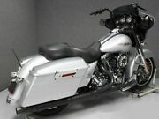 Black Thunderheader 2 - 1 High Performance Exhaust Pipe System Harley Touring
